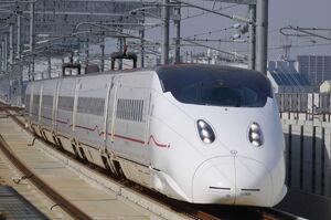 800 Series Shinkansen U008 2015