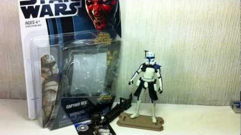 Star Wars Clone Wars 2012 Phase 2 Captain Rex