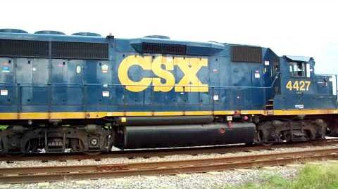 GP38-2S Idling EXTENDED VERSION