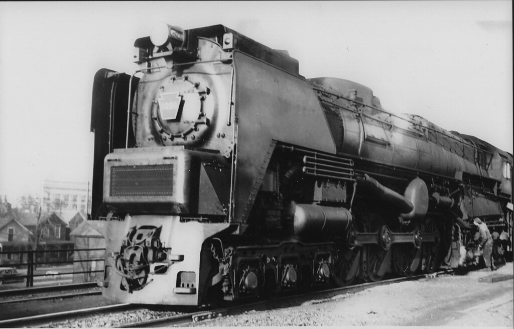 Pennsylvania Railroad Class S2 | Locomotive Wiki | FANDOM