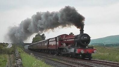 GWR 5972 Returns - The Wizards Express (2014)