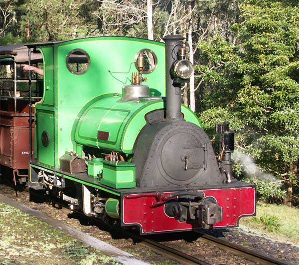 Category:0-4-0T Steam Locomotives