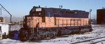 MILW SD45