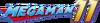 Mega Man 11 Logo.png