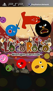 LocoRoco Midnight Carnival Box Art