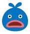 LocoRoco Frowning Tupley