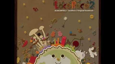 LocoRoco 2 Soundtrack - Moinoi Moinoi