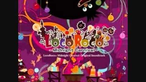 LocoRoco Midnight Carnival - Oreo