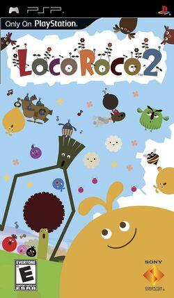 Loco roco 2 płyta