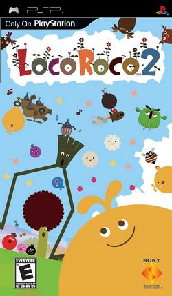 LocoRoco 2 US