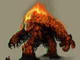 Fire Elementals/Rockfire Dreadnought Stats