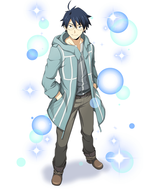 Shiroe Log Horizon Wiki Fandom