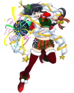 Kanami sng christmas