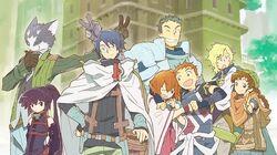 Log Horizon Anime b14