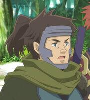 Kozaru anime