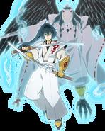 Souji sng white shroud