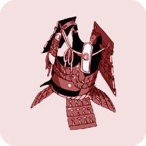 Kushi genji armor