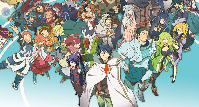 Log Horizon Nureha Log Horizon Wik...