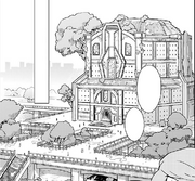 Guild hall manga