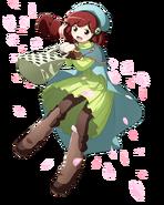 Serara sng cherry blossom