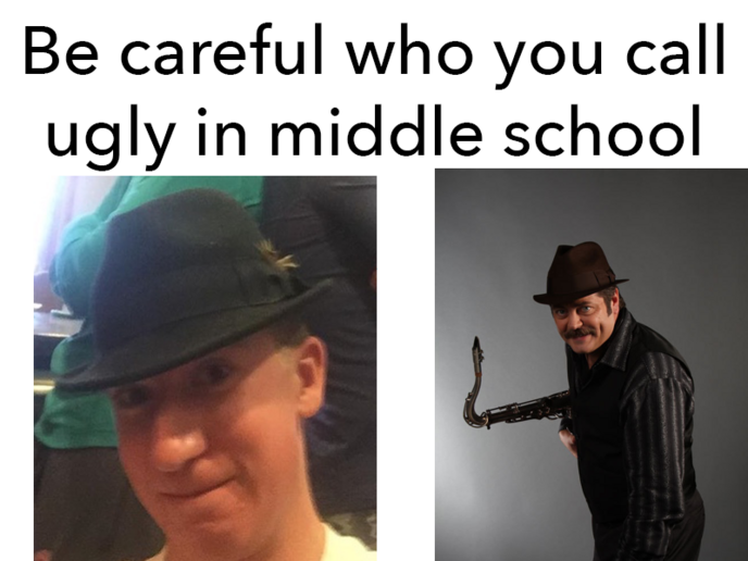 CarefulinMiddleSchool