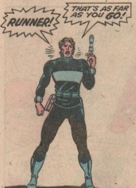 Logan 5 Marvel