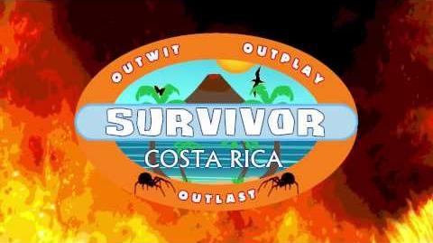 LoganWorm's Survivor Costa Rica - Theme