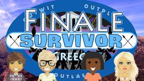 LoganWorm's Survivor Greece - Title Sequence (The Final Four)