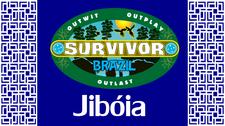 Jibóia Tribe Flag