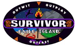 Survivor - Exile Island Logo