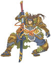 Wolffang samurai