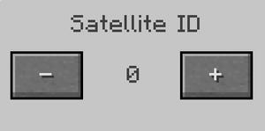 Satellite conf