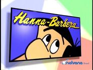 Hanna-Barbera current logo (made by Nelvana) with Nelvana byline