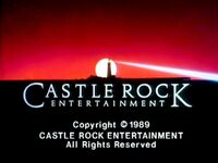 Castle Rock Entertainment Television 1989