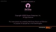 WALT DISNEY RECORDS PIGLET'S BIG MOVIE (2003)