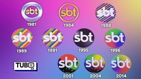 """Vinhetas SBT - """"Sistema Brasileiro de Televisão"""" 1981-2017"""