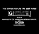 MPAA Ratings IDs