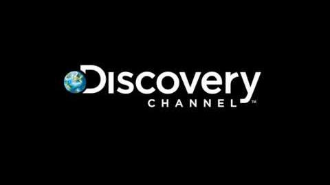 Discovery Channel Logo History