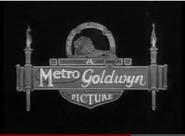 Metro Goldwyn Pictures Logo