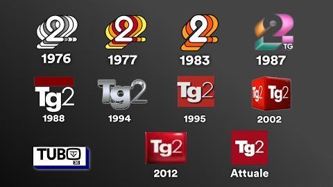 Sigle Tg2 dal 1976 al 2017