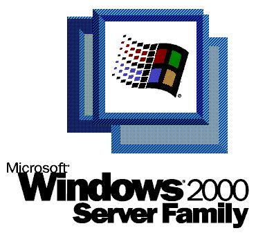 Windows 2000 server family