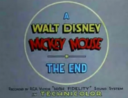 Walt Disney Logo 1937