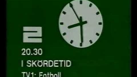 Tv1 Tv2 Klocka 1980-06-21
