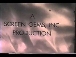 Screen Gems 1952