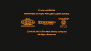 The Great Mouse Detective (2006) Credits MPAA IASTE DOLBY