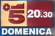 Canale 5 Logo (1997)