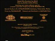 Aladdin (2012) Credits Logo MPAA Dolby IASTE