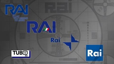 Bumper promo RAI dal 1983 al 2016