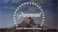 Paramount 1968 Registed trademark