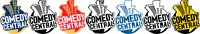 Comedy Central logo variants